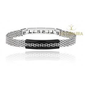 Breil men's steel bracelet Snap - TJ2741