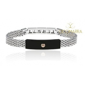 Breil man bracelet in 9K steel - TJ2739