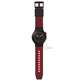 Swatch Big Bold Bbblood Uhr - SO27B102