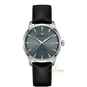 Hamilton Jazzmaster watch leather - H32451742
