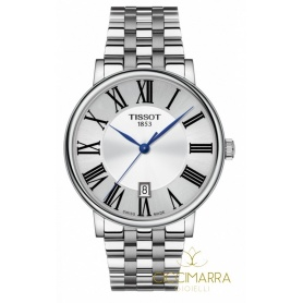 Carson Premium Tissot Men's Watch - T1224101103300
