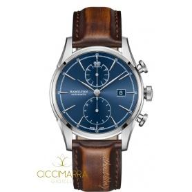 Orologio Hamilton American Classic Spirit of Liberty blu H32416541