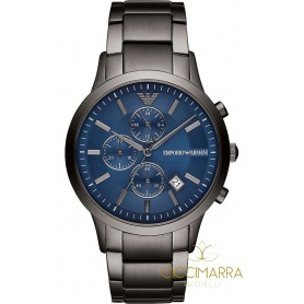 Watch Emporio Armani man Chrono burnished - AR11215