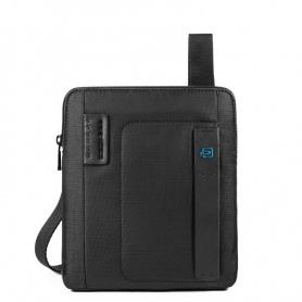 Piquadro P16 große schwarze Tasche - CA1358P16 / CHEVN