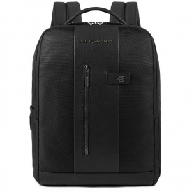 Piquadro Brief black backpack - CA4818BR / N