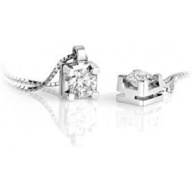 Diamond necklace-GB37500K