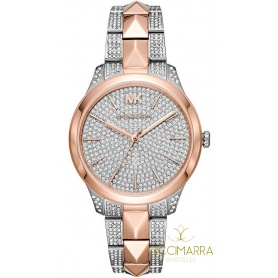 Michael Kors watch woman Runway crystals - MK6716