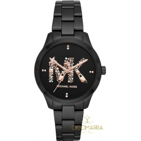 Runway watch Michael Kors woman black - MK6683