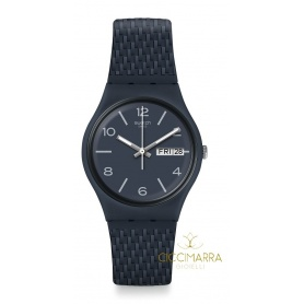 Swatch Gent Laserata Watch - GN725