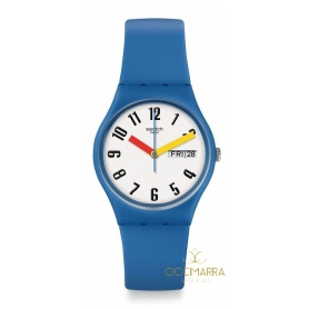 Swatch Gent Sobleu Watch - GS703
