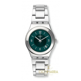 Orologio Swatch Irony donna Middlesteel - YLS468G