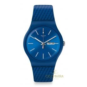 Orologio Swatch New Gent Bricablue - SUON711