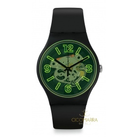 Swatch Uhr New Gent Yellowboost - SUOB166