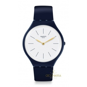 Blue Swatch Skin Skinblackwall Watch - SVON102C