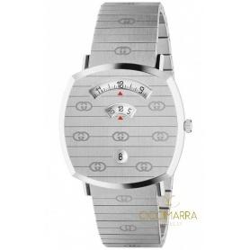 Orologio Gucci Grip uomo silver - YA157410