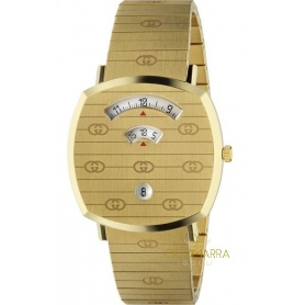 Gucci Grip goldene Herrenuhr - YA157409