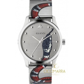 Gucci G-Timeless Snake Watch 38mm - YA1264123