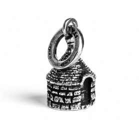Burnished charm Restoinpuglia Trullo small - CH02S