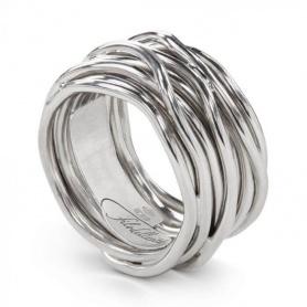 Silber Filodella Schraubring 13 Silber - AN10A