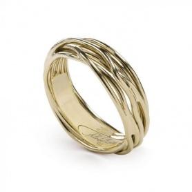 Ring Filoditavita Classic 7fili gold - AN7G