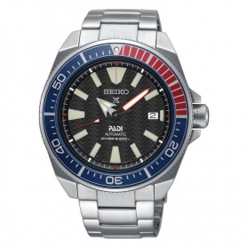 Automatic watch Seiko Prospex two-tone ring SRPB99K1