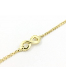 Salvini Infinito bracelet in yellow gold 20085545