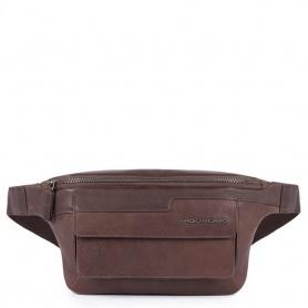 Piquadro man pouch Wostok brown - CA2174W95 / TM