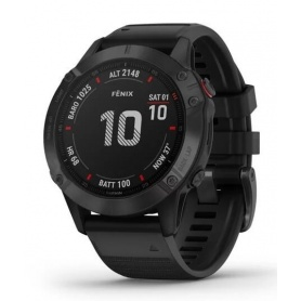 Garmin Fenix6 Pro Edition Black 0100215802 Uhr