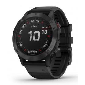 Garmin Fenix6 Pro Edition Black 0100215802 watch