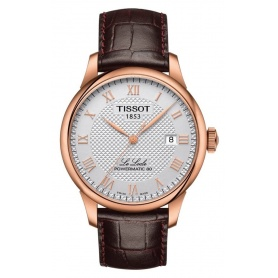 Tissot Herrenuhr Le Locle Powermatic80 T0064073603300