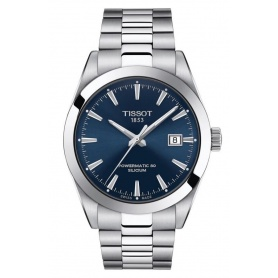 Orologio Tissot Gentlemen Automatico blu - T1274071104100