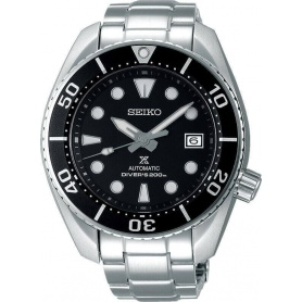 Seiko watch Prospex automatic Sumo black SPB101J1