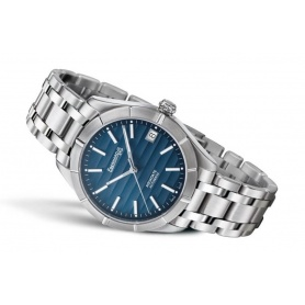 Eberhard Aquadate Grande Taille Blue Watch 41041CA