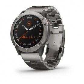 Garmin Fenix6 Pro Solar Edition watch 0100215724