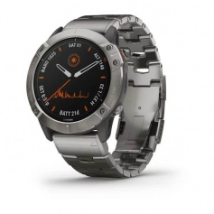 Garmin Fenix6 Pro Solar Edition watch 0100215724
