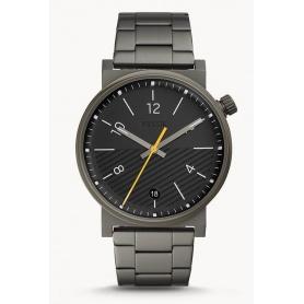 Orologio Barstow uomo Fossil acciaio grigio - FS5508
