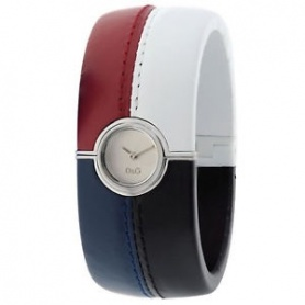 D&G Antibes multicolor eco-leather watch - DW0436