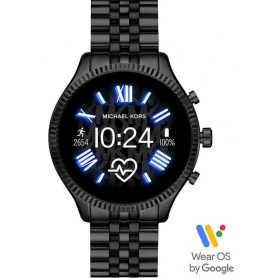 Michael Kors Lexington2 Smartwatch Schwarz - MKT5096