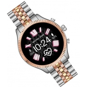 Smartwatch Michael Kors Lexington2 tricolore - MKT5080