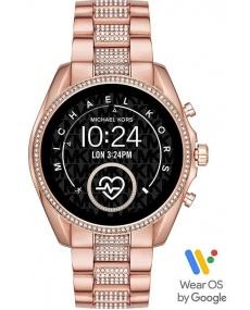 Smartwatch Michael Kors Bradshaw Rosé mit Pavé - MKT5089