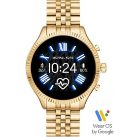 Golden Michael Kors Lexington2 Smartwatch - MKT5078