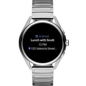 Emporio Armani Uhr Smartwatch3 Silber - ART5026