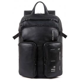 Laptop-Rucksack Piquadro Kyoto schwarz - CA4922S106 / N
