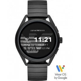 Emporio Armani Smartwatch3 watch black satin - ART5020