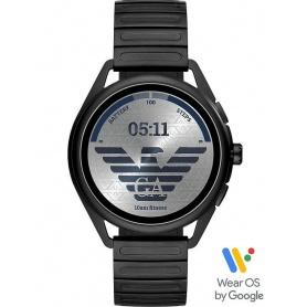 Emporio Armani Smartwatch3 Uhr mattschwarz - ART5029
