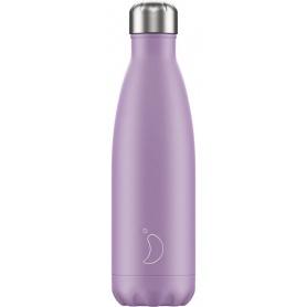 Chilly's Bottle Pastel Purple da 500ml - 5056243500468