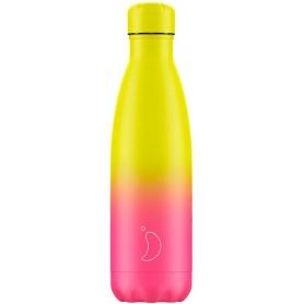 500ml Chilly's Bottle Gradient Neon - 5056243501502