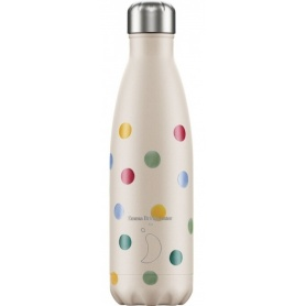 500ml Chilly's Bottle Emma Bridgewater Polka - 5056243501076