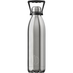 Chilly's Bottle 1.8l Stainless Steel - 5056243500499