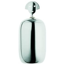 Alessi Anna Box AM11W in steel